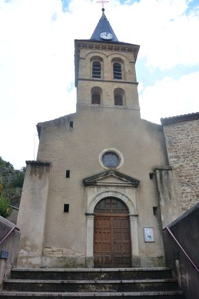 église Saint Floret