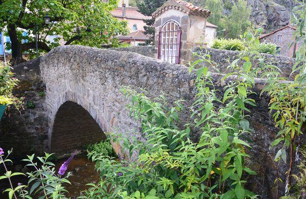 pont de la Pède Saint Flortet