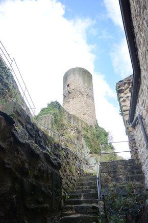 tour saint Floret