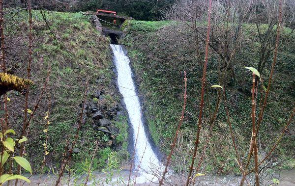 Cascade et bief Néris les bains (3)
