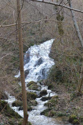 cascade de l'écureuil Châtel-Guyon front (1)