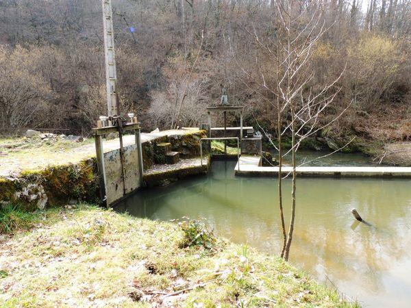 moulin de Graveyroux