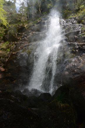 Cascade de la Volpie aval (2)