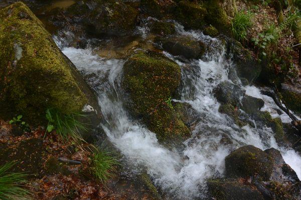 Cascade de la Volpie aval (3)