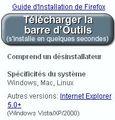 Téléchargez la barre d'outils Eauvergnat.fr