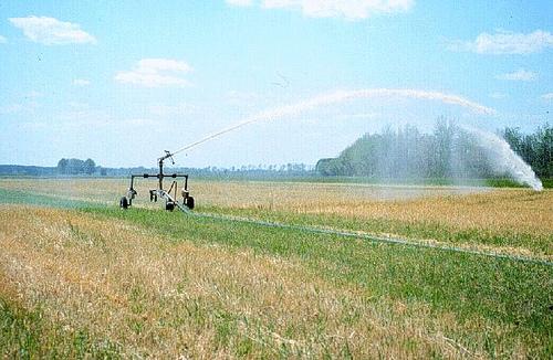 Les techniques d'irrigation