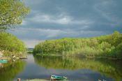 Le lac du Roussillou