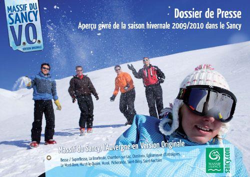 Massif du Sancy : l'Auvergne en Version Originale