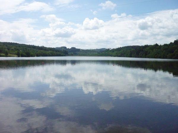 Le Lac d'Aubusson d'Auvergne