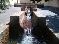 Sources et fontaines proches de la rue de l'Oradou