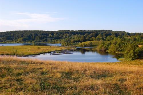 Le Lac de l'Esclauze