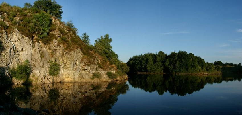 Le Lac de la Crégut