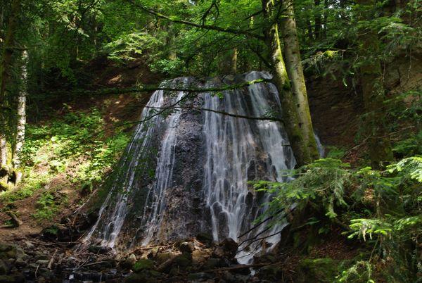 Balade au fil des cascades