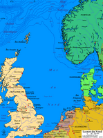 La Mer du Nord régulièrement polluée