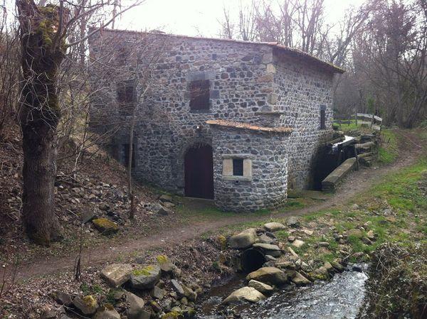Le Moulin de la Tranchère