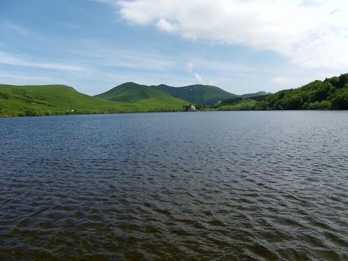 Photos du lac du Guéry