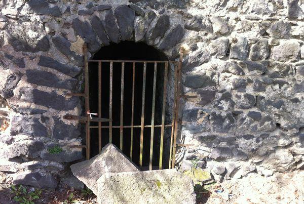 La source Fontmaure à Chamalières