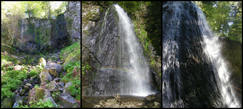 La ronde des cascades au Mont-Dore