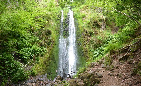 Les cascades de la vallée de Chaudefour
