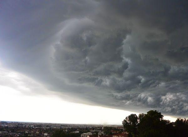 Retour sur l'orage clermontois du 11 juin 2014