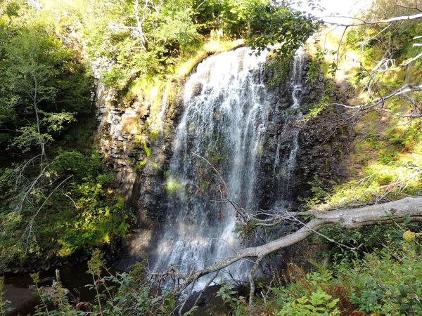 La cascade de la Barthe